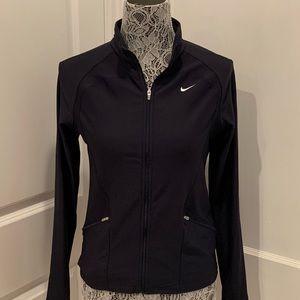 Nike black women's jacket